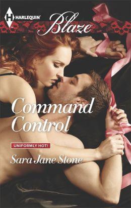 Command Control (Harlequin Blaze Series #809)