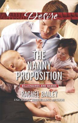 The Nanny Proposition (Harlequin Desire Series #2319)