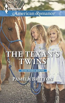 The Texan's Twins (Harlequin American Romance Series #1514)