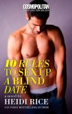 Book Cover Image. Title: 10 Rules to Sex Up a Blind Date, Author: Heidi Rice