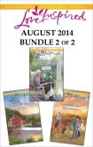 Book Cover Image. Title: Love Inspired August 2014 - Bundle 2 of 2:  The Amish Nanny\Blue Ridge Reunion\Lone Star Hero, Author: Patricia Davids