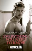 Book Cover Image. Title: Everything You Need to Know, Author: HelenKay Dimon