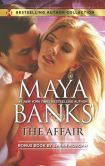 Book Cover Image. Title: The Affair (Harlequin Bestselling Author Series), Author: Maya Banks