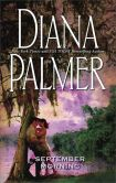 Book Cover Image. Title: September Morning, Author: Diana Palmer