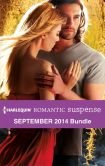 Book Cover Image. Title: Harlequin Romantic Suspense September 2014 Bundle:  Course of Action: The Rescue\Undercover in Copper Lake\One Secret Night\When No One Is Watching, Author: Lindsay McKenna