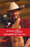 Book Cover Image. Title: Harlequin Blaze December 2014 Box Set:  A Last Chance Christmas\Bring Me to Life\Wild Holiday Nights\Under the Mistletoe, Author: Vicki Lewis Thompson