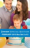Book Cover Image. Title: Harlequin Special Edition February 2015 - Box Set 2 of 2:  Her Baby and Her Beau\The Daddy Wish\His Small-Town Sweetheart, Author: Victoria Pade