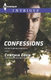 Book Cover Image. Title: Confessions (Harlequin Intrigue Series #1545), Author: Cynthia Eden