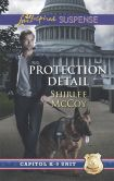 Book Cover Image. Title: Protection Detail (Love Inspired Suspense Series), Author: Shirlee McCoy