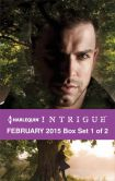 Book Cover Image. Title: Harlequin Intrigue February 2015 - Box Set 1 of 2:  Confessions\Disarming Detective\Hard Target, Author: Cynthia Eden