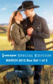 Book Cover Image. Title: Harlequin Special Edition March 2015 - Box Set 1 of 2:  Mendoza's Secret Fortune\A Second Chance at Crimson Ranch\From City Girl to Rancher's Wife, Author: Marie Ferrarella