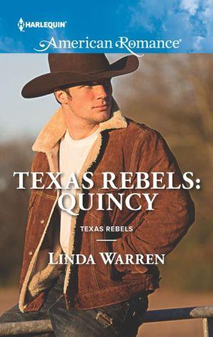 Texas Rebels: Quincy