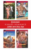 Book Cover Image. Title: Harlequin Kimani Romance June 2015 Box Set:  Heat Wave of Desire\Stallion Magic\Touch of Paradise\The Love Game, Author: Yahrah St. John