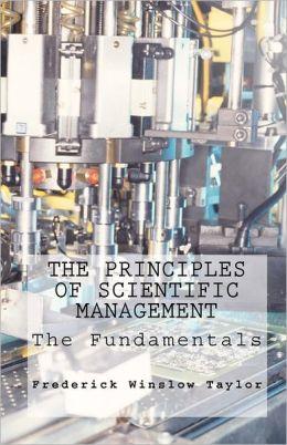 the principles of scientific management book pdf