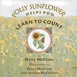 Polly Sunflower Helps Poo Learn to Count