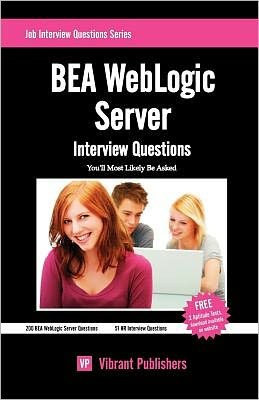 BEA WebLogic Server Interview Questions You'll Most Likely Be Asked