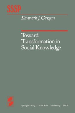 Toward Transformation in Social Knowledge