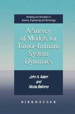 A Survey of Models for Tumor-Immune System Dynamics