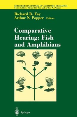 Comparative Hearing: Fish and Amphibians