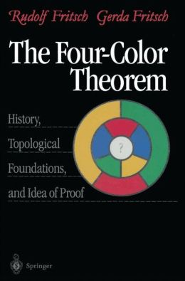 The Four-Color Theorem: History, Topological Foundations, and Idea of Proof