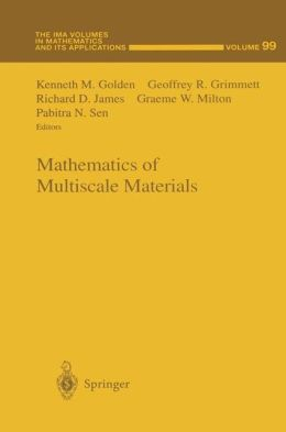 Mathematics of Multiscale Materials