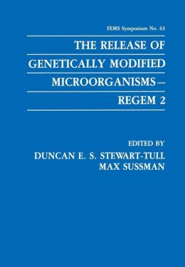 The Release of Genetically Modified Microorganisms--REGEM 2