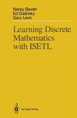 Learning Discrete Mathematics with ISETL