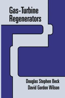 Gas-Turbine Regenerators