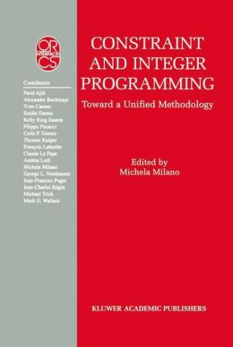 Constraint and Integer Programming: Toward a Unified Methodology
