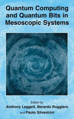 Quantum Computing and Quantum Bits in Mesoscopic Systems