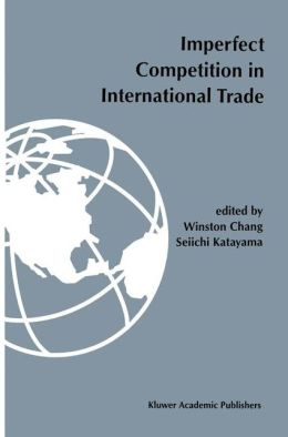 Imperfect competition in international trade