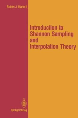Introduction to Shannon Sampling and Interpolation Theory