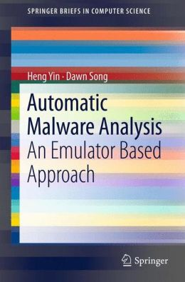 Automatic Malware Analysis: An Emulator Based Approach