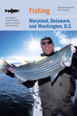 Fishing maryland delaware and washington d c an for Fishing spots in maryland