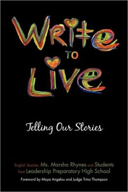 Write to Live: Telling Our Stories