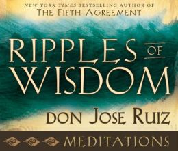 Ripples of Wisdom Meditations - Audio CD
