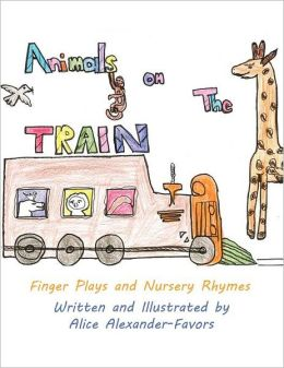 Animals On The Train