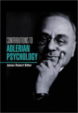 Contributions To Adlerian Psychology