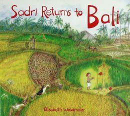 Sadri Returns to Bali: A Tale of the Balinese Galungan Festival