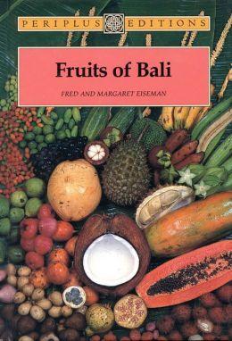 Fruits of Bali