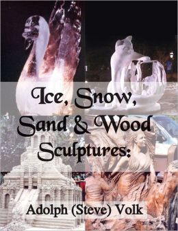 Ice, Snow, Sand & Wood Sculptures (PagePerfect NOOK Book)