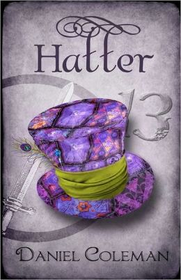 Hatter: A Legends of Wonderland Novel
