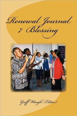 Renewal Journal 7: Blessing