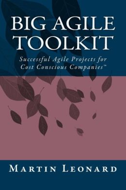 Big Agile Toolkit: Successful Agile Projects for Cost Conscious Companies(tm)