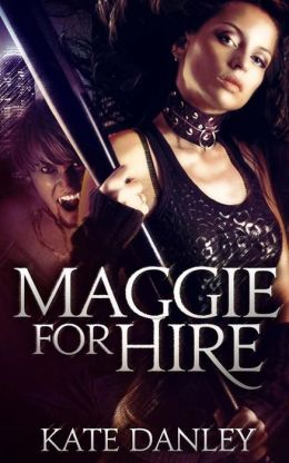 Maggie for Hire: Book One: Maggie MacKay Magical Tracker Series