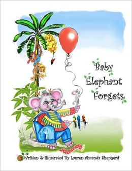 Baby Elephant Forgets