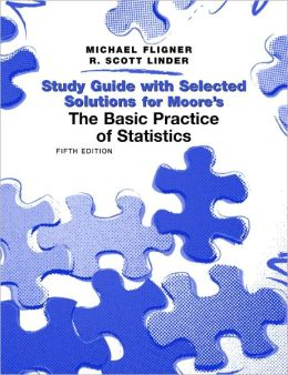 Study Guide for The Basic Practice of Statistics (Cloth)