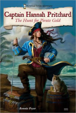 Captain Hannah Pritchard: The Hunt for Pirate Gold