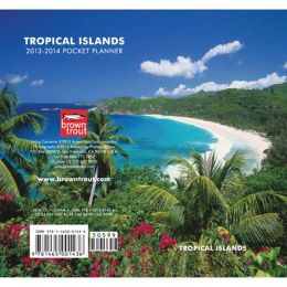 2013 Tropical Islands Two Year Pocket Planner