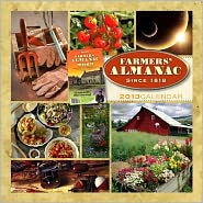 Farmer's Almanac Grow Your Life Calendar